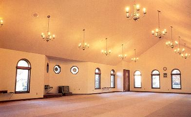 ISLAMIC CENTER OF EVANSVILLE, INDIANA, 1992